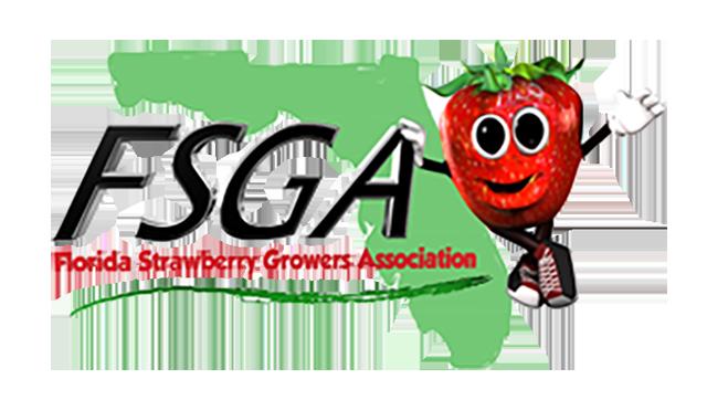 Florida Strawberry logo