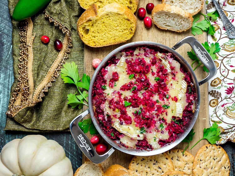20181216-cranberry-jalapeno-baked-brie-overhead-morgan-eisenberg