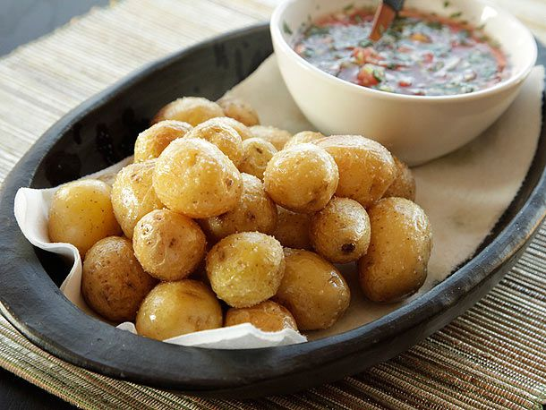 Fried Papas Criollas (Colombian-style Creamy Fried Potatoes)