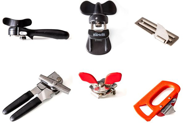 Assorted can openers