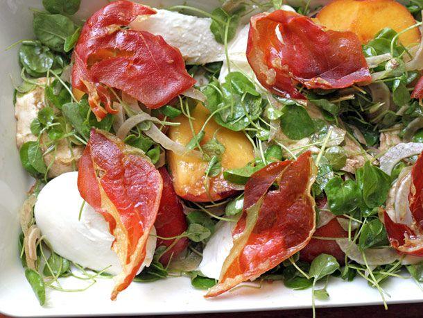20120912-dt-tyler-florence-peach-mozzarella-crispy-prosciutto-salad.jpg