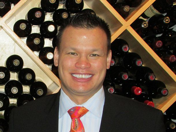 sommelier and wine cabinets