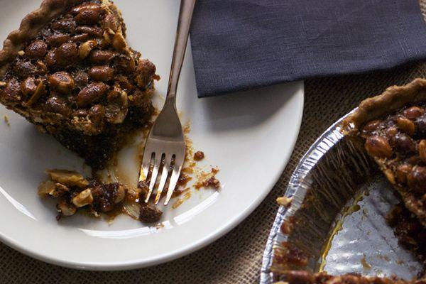 Salty Nut Pie