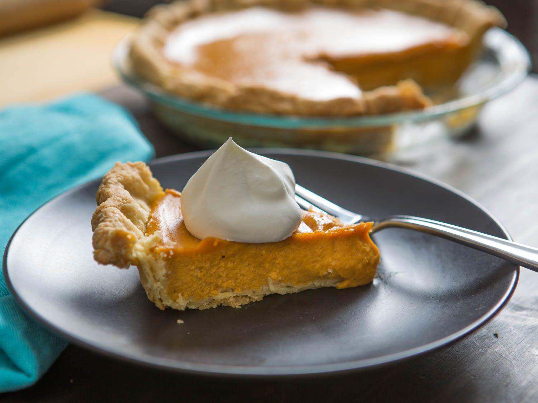 Extra Pumpkin-y Pie