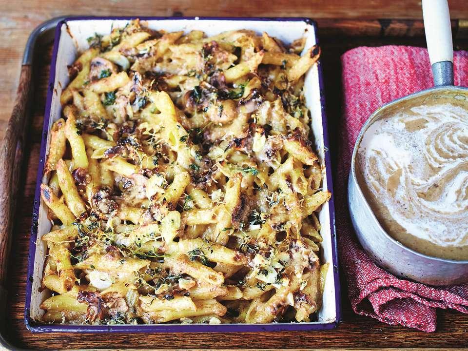 20140918-jamie-olivers-comfort-food-mushroom-soup-and-pasta-bake-david-loftus.jpg