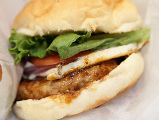 Gabutto Burger, Arlington Heights, IL