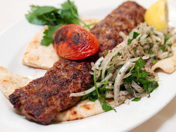 Lamb Adana Kebab