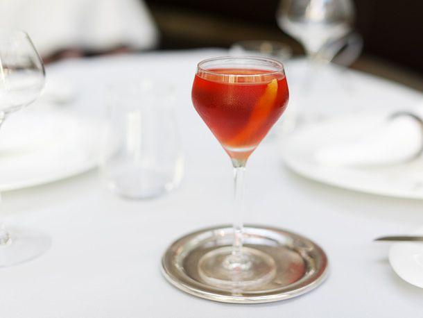 Tres Jolie cocktail