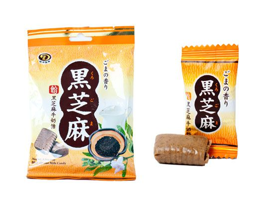 Liuhder's Black Sesame Candy