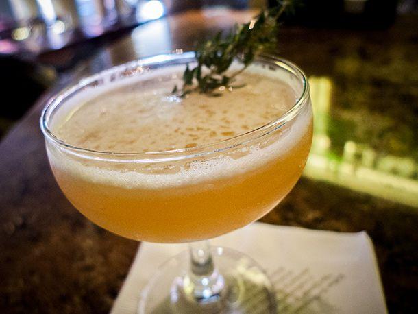 Charbonneau Way cocktail