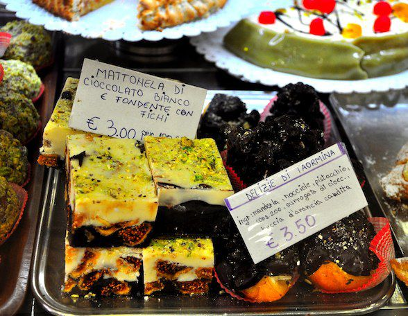 Sicily's sweets pull from the area's varied history