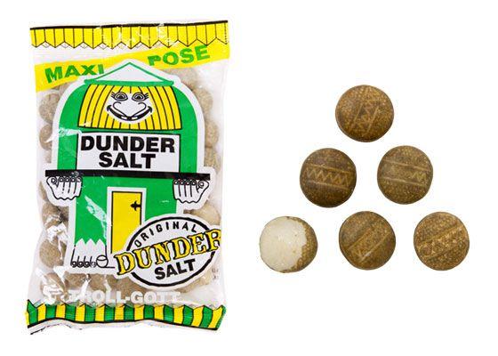 Dunder Salt