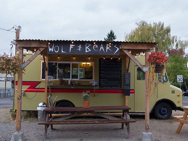 Wolf and Bear's