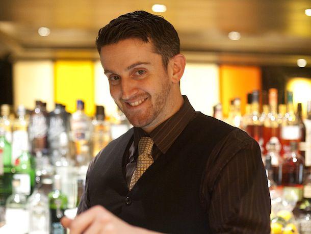 bartender headshot