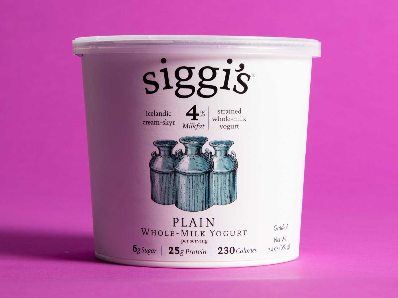Siggi's Icelandic Skyr.