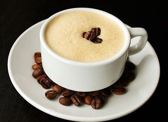 Cappuccino Eggnog