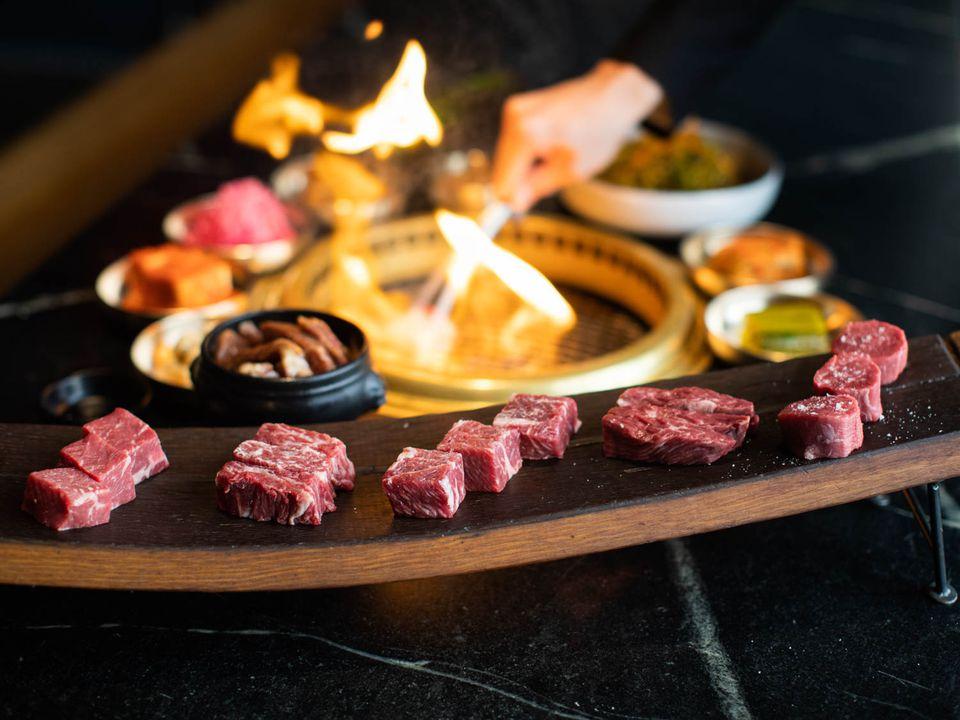 Beef at Cote